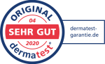 DERMATEST_Siegel_DermatestGarantie_202004_DE_PANTONE